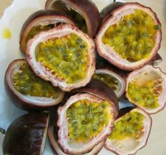 Taiwanese food passionfruit