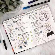 """468 Likes, 17 Comments - Krissi (@lafondari) on Instagram: """"My favorite spread from 2017 my style has changed so much but i still really like that page . . .…"""""""
