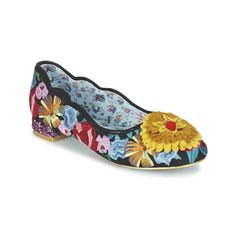sapatilhas Irregular Choice Talk to the Flowers? Multicolor