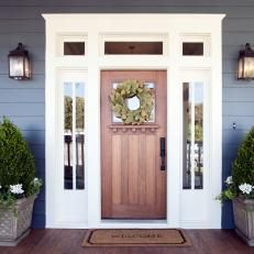 Favorable Front Door First Impressions