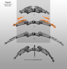 ArtStation - GARRETT Design, Joel Dos Reis Viegas
