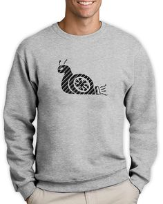 Our designs are printed on to High quality sweatshirt for the best fit, feel and durability we can find. About the sweatshirt athletic rib with spandex. Snail, Carbon Fiber, Great Gifts, Printed, Sweatshirts, Sweaters, Cotton, Ebay, Fashion