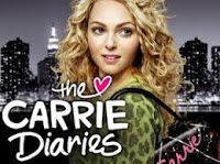 The Chick Lit Bee: Chick Lit On TV: The Carrie Diaries, Episode 1