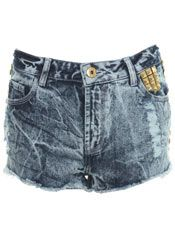 rocked these shorts! they are high waisted and super flattering! bring on the summer when I can wear them day and night!