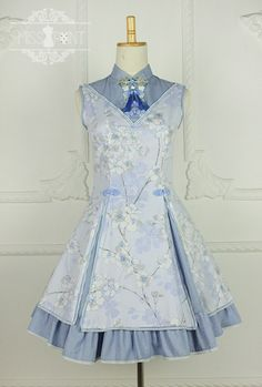 For Qi Lolita Lovers: ✂Customizable Qi Lolita Dresses and Skirts Collection✂ >>> http://www.my-lolita-dress.com/customizable-qi-lolita-dresses-and-skirts-collection