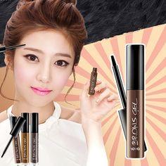 1PC Tattoo Eyebrow Gel Lasting Peel Off Natural Eye Brow Dye Cream Waterproof Eyebrow Enhancer Tint Makeup RP1