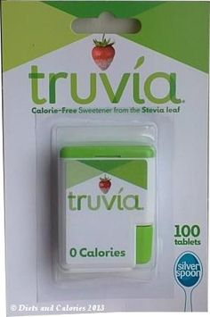 Is Truvia sweetener really natural?