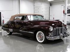 '46 Cadillac Series 62 Coupe
