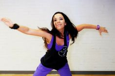 Zumba Sınıfları - Jatomi Fitness