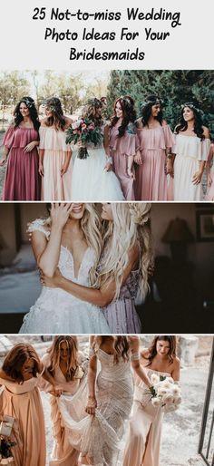 Wedding Photo Ideas For Your Bridesmaids  #wedding #weddingideas #weddingphotos #deerpearlflowers #DavidsBridalBridesmaidDresses #BridesmaidDressesMidi #FloralBridesmaidDresses #RusticBridesmaidDresses #BridesmaidDressesColors