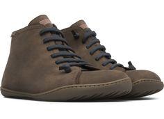 Наши мужские ботинки Peu смоделированы по форме ноги, и этот уникальный силуэт сохра&#108...