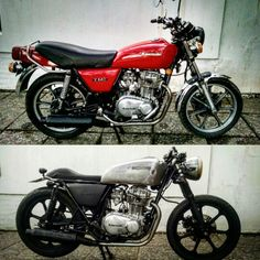 Specialty Scrambler Bikes- Specialty Scrambler Bikes Check out a handful of my favorite builds – specialty scrambler bikes like this - Retro Motorcycle, Motorcycle Types, Cafe Racer Motorcycle, Moto Bike, Vintage Cafe Racer, Bobber, Scooters, Kawasaki Bikes, Motorised Bike