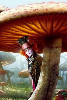 *MAD HATTER ~ Alice in Wonderland, Johnny Depp