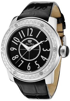 (Limited Supply) Click Image Above: Glam Rock Women's St. Purple Leather, Black Patent Leather, Rock Watch, Beautiful Watches, Glam Rock, Stainless Steel Watch, Cheap Fashion, Aqua, Rose Gold