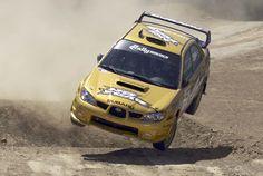 RIP Colin McRae - Rally Driver