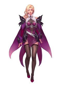 Female Human Mesmerist - Pathfinder PFRPG DND D&D 3.5 5th ed d20 fantasy