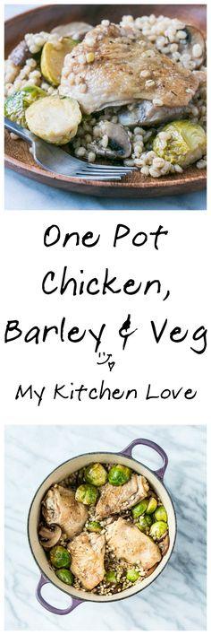 One Pot Chicken, Bar