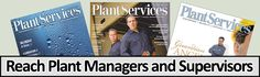 Target Plant Managers and Supervisors with Plant Services