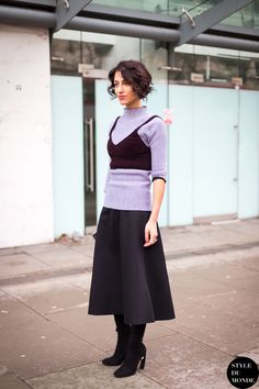 Yasmin looking amazing. London. #YasminSewell