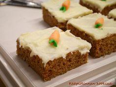 Kääpiölinnan köökissä: Kakkuja ja kuulumisia Kääpiölinnasta