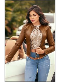 Mode Rockabilly, Leder Outfits, Girls Dress Up, Stylish Girl Pic, Beautiful Hijab, Hollywood Fashion, Western Dresses, Sexy Jeans, Girls Jeans