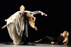 Margie Gillis reaches for transformation at the Vancouver International Dance Festival