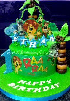 Bing flop Cake by Rachels Enchanting Cakes Rachels Enchanting