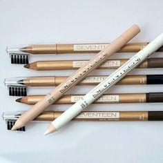 Seventeen Brow Pencil No05 Eyebrow Shaper, Waterproof Eyeliner, Seventeen, Eyebrows, Makeup Looks, Eye Makeup, Pencil, Cosmetics, Eyes