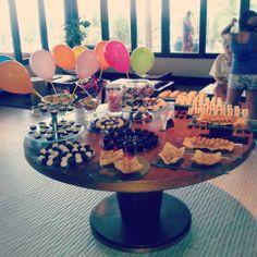 Dia das Crianças 2013. Mesa de doces!