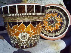 Orange & brown pot II. | Anita Borbély & Máté Bikki | Flickr