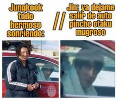 Mamamoo, Got7, Vkook Memes, Bts Chibi, Meme Faces, Foto Bts, Namjin, Bts Taehyung, Bts Boys