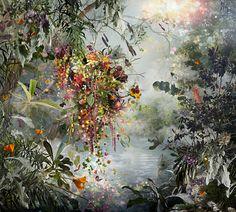 Eve by Ysabel LeMay http://ysabellemay.com/artwork/?artwork=333 #WonderfulOtherWorlds