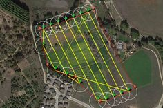 #AgricultureDrone: farmers who want to fly their own imaging missions and agriculture service providers and others who fly drones for farmers.