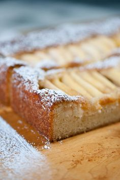 Apple Almond Cake