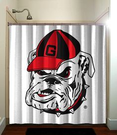 Fatboy Studio Printed Waterproof Polyester Fabric Shower Curtain Withu2026