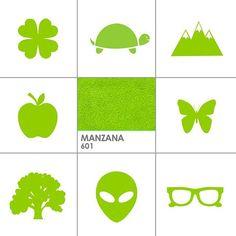 Creamos toallas con colores inspirados en todo lo que nos rodea, desde la suerte del trébol de cuatro hojas hasta el misterio de lo que habrá fuera de este mundo.  Consigue nuestra toalla verde Manzana en www.amadecasa.com.  #verde #color #siente #instagood #casa #familia #green #historia