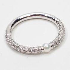Magnificent Mikimoto Ring