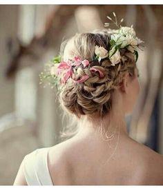 Peinado de novia #instabraids