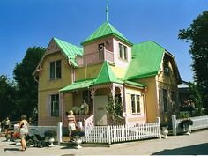 I would love to take the kids to Villa Villekulla
