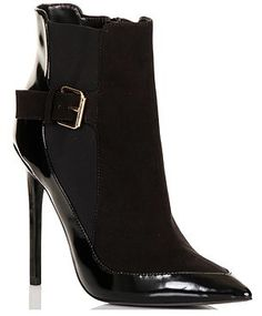 Womens black boots from Lipsy - £68 at ClothingByColour.com