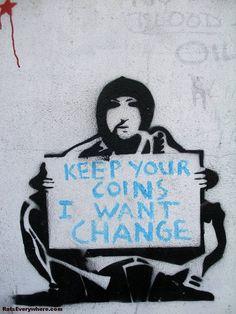 Mural in Belfast, Northern Ireland