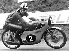 Ralph Bryans! Vintage Honda Motorcycles, Racing Motorcycles, Motorcycle Bike, Classic Motorcycle, Steve Brown, Honda 125, Vintage Racing, Road Racing, Motogp
