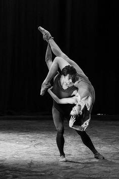 Sergei Polunin& Natalia Osipova Aleksandra Muravyeva