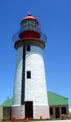 Robben Island Lighthouse was commissioned in 1865 on the highest point of the island. Jan Van Riebeeck's diary mentions an open flame that . Lighthouse Lighting, Lighthouse Pictures, Beacon Of Light, Light Of The World, South Africa, Coastal, Light House, At Least, Around The Worlds