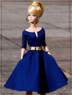 https://flic.kr/p/S7TFpp | Cassic Black Dress #1 Silkstone in Helena Dress