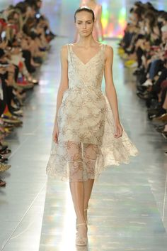 Christopher Kane RTW Spring 2013 - Runway, Fashion Week, Reviews and Slideshows - WWD.com
