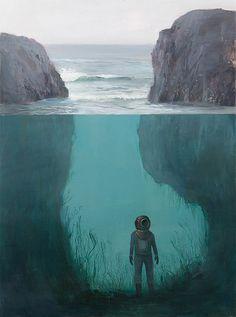 La pintura híbrido de Jeremy Miranda « Cultura Colectiva