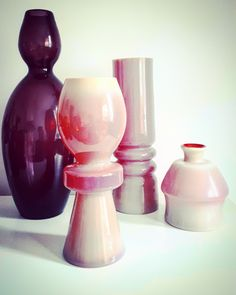 Art Deco, How To Apply, Polish, Vase, Pink, Vintage, Design, Home Decor, Vitreous Enamel