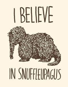 Snuffleupagus has a first name—Aloysius.