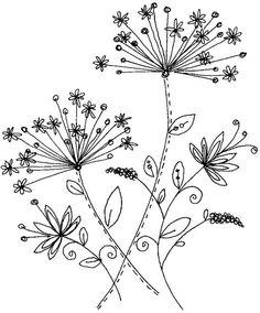 Star Flowers - Penny Black Inc